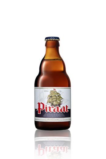 Piraat botella 33