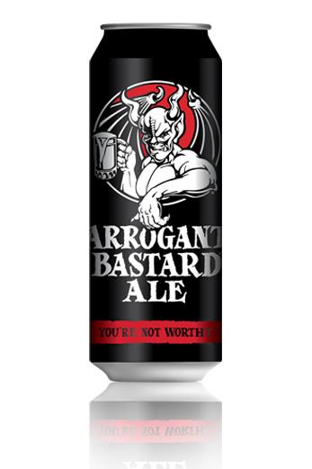 Arrogant Bastard 50