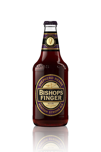 Shepherd Neame Bishops Finger 50