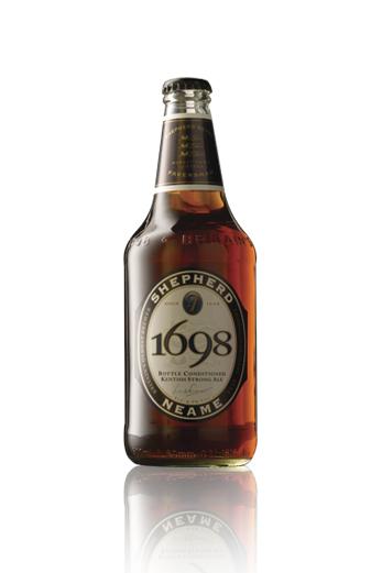 Shepherd Neame 1698 50