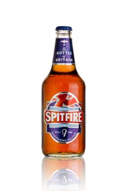 Shepherd Neame Spitfire 50 uai