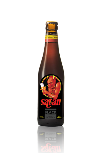 Satan Black 33