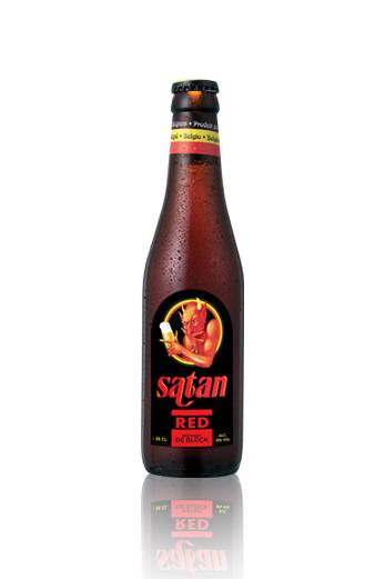 Satan Red 33