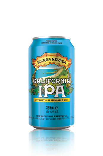 Sierra Nevada California IPA 35