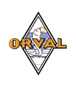 Logo de Orval