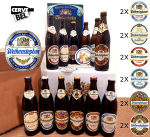 Pack weihenstephan de Cervebel