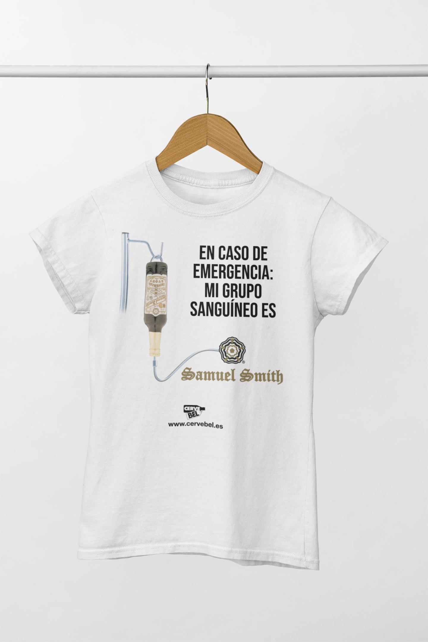 Samuel Smith Chico Blanca