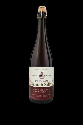 Scotch Silly Barrel Aged Pinot Noir