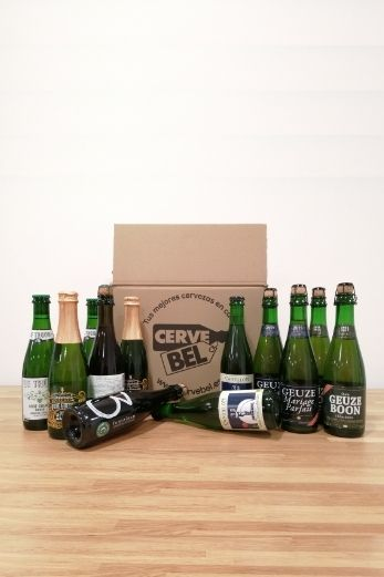 Pack Lambic Oude Geuze