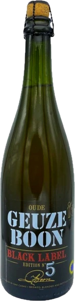 Boon Oude Geuze Black Label nº5