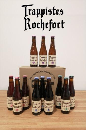 Pack Cervezas Rochefort