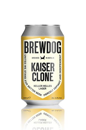 BD Kaiser Clone 33