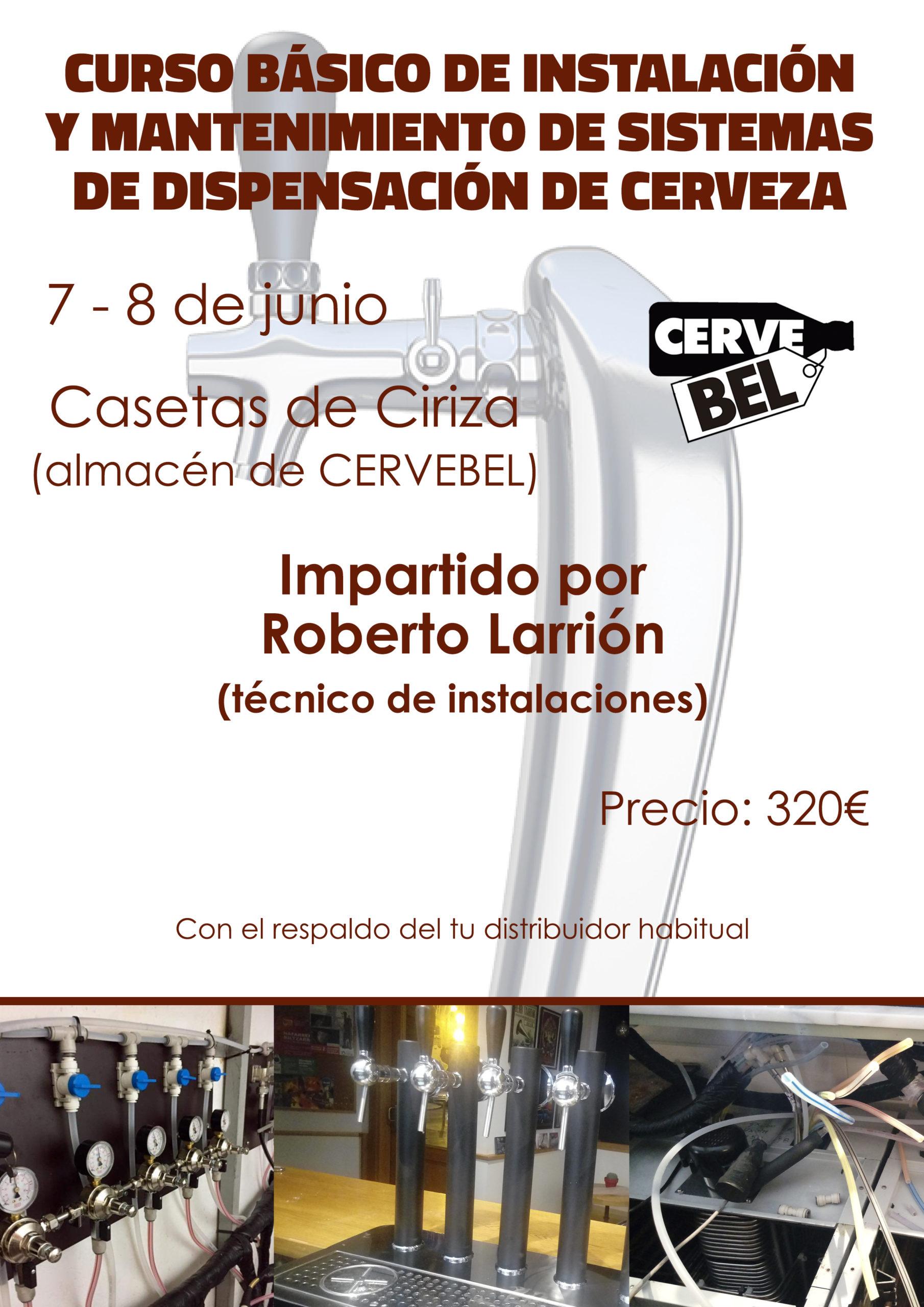 Curso básico mantenimiento de instalaciones de cerveza