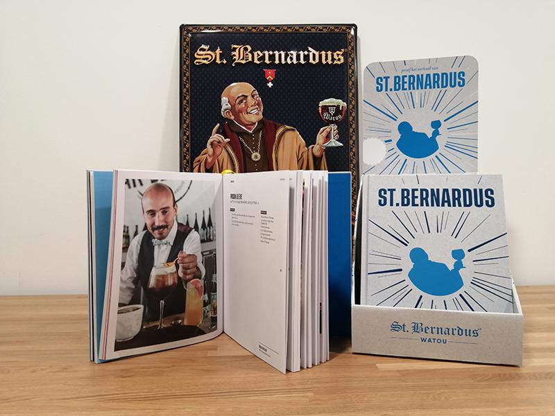 Libro conmemorativo 75 aniversario St Bernardus