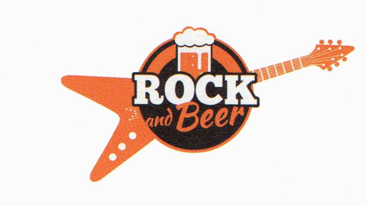 Logo Rock and Beer uai