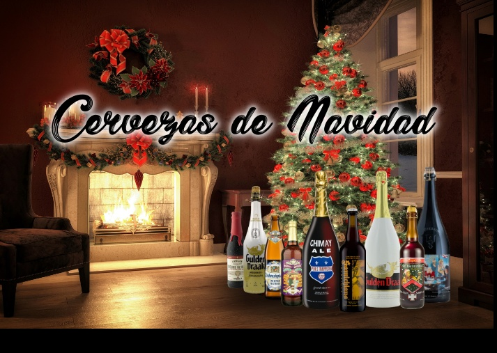 Imagen Destacada Cervezas de Navidad 2021